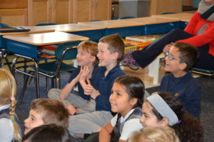 kids in audience 1